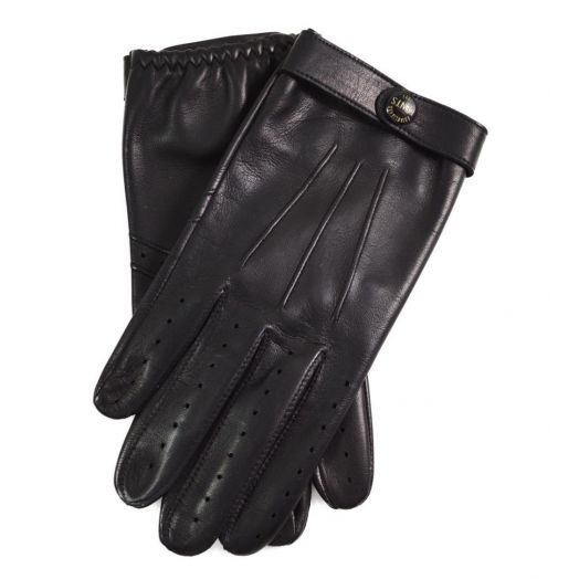 Fleming James Bond 007 Spectre Leather Gloves