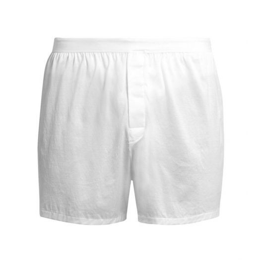 Lewis White Boxer Shorts