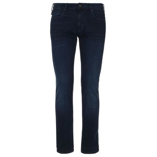 Dark Denim Blue J21 Jeans