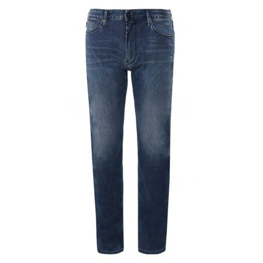 Denim Blue J06 Jeans