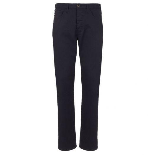 Anthracite Grey J21 Gabardine Jeans