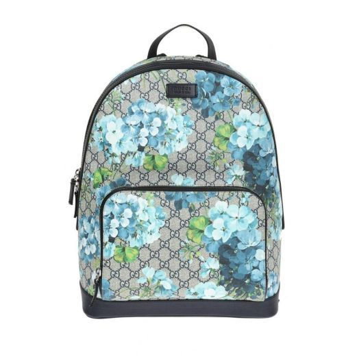 GG Supreme Flora Blooms Backpack Small