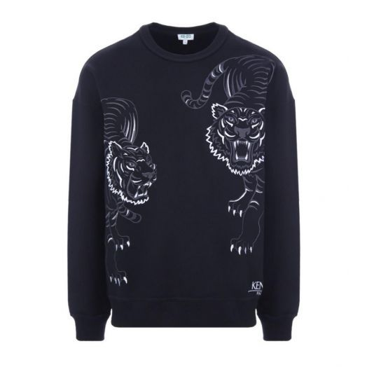 'Holiday Capsule' 'Double Tiger' Sweatshirt
