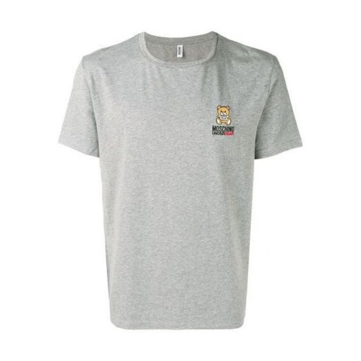 UNDERBEAR TEDDY GREY T SHIRT