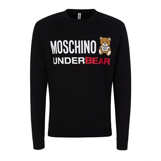 UnderBear Black Sweatshirt