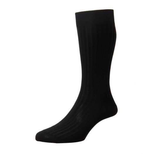 Danvers Fil d'Ecosse Cotton Mens Socks