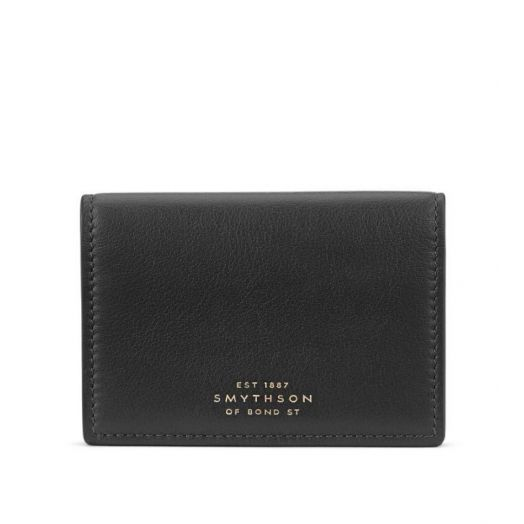 Connaught Leather Card Wallet