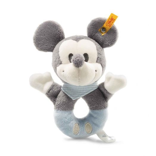 Disney Mickey Mouse grip toy with rattle