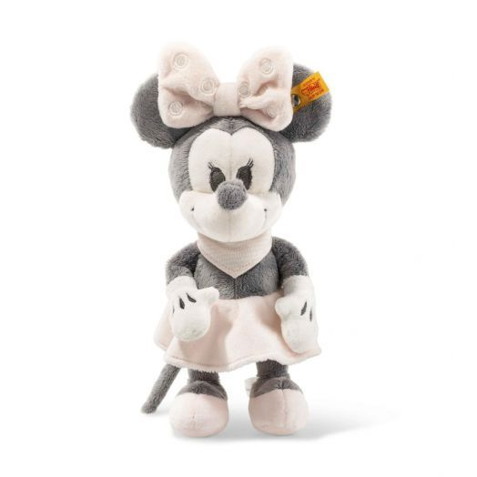 Disney Minnie Mouse with squeaker and rustling foil