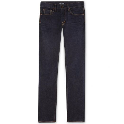 Japanese Selvedge Denim Slim Jeans