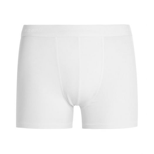 700 Pureness White Modal Boxer Trunks