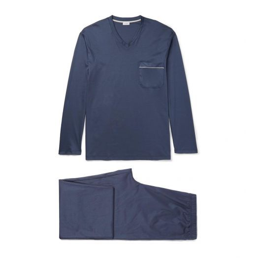 Cotton Jersey Pyjama Set
