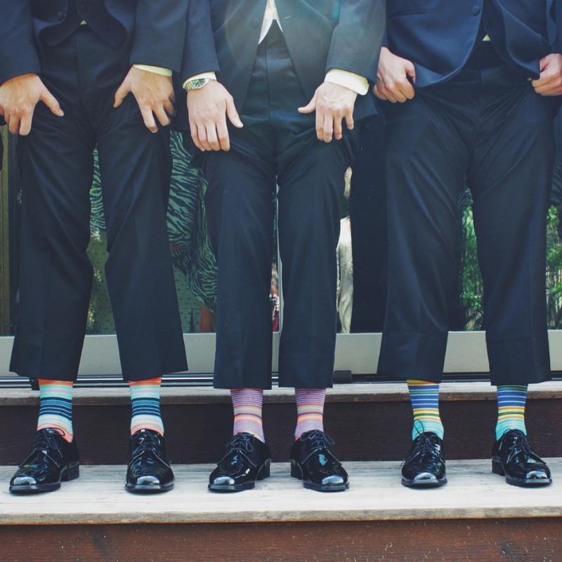 style swoop socks banner